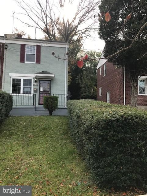 Single Family for Sale at 5429 Central Ave SE Washington, District Of Columbia 20019 United States
