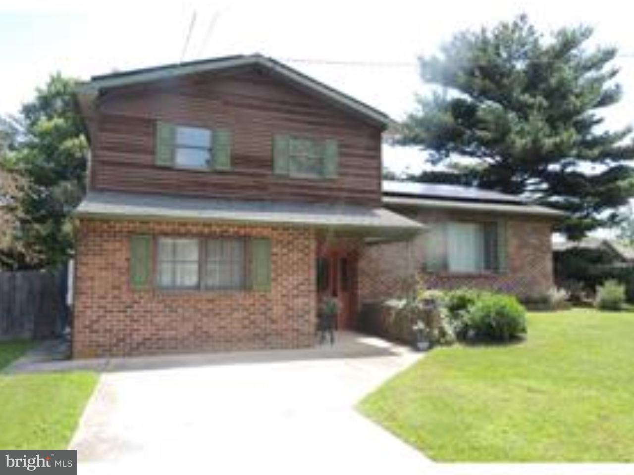 Enfamiljshus för Försäljning vid 793 COX Lane Cape May, New Jersey 08204 Usa