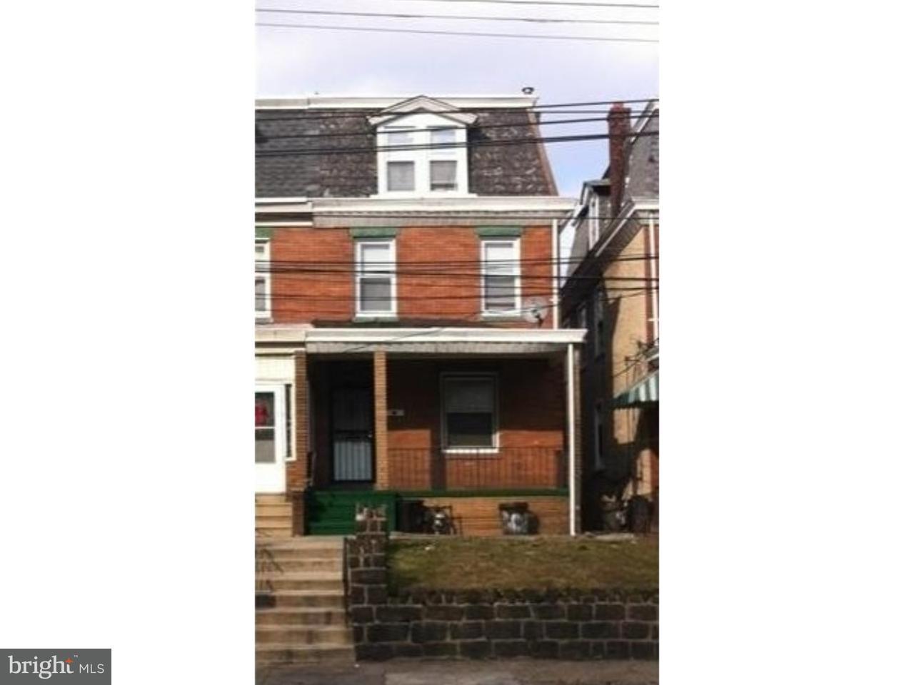 Maison accolée pour l à louer à 205 MAIN Street Darby, Pennsylvanie 19023 États-Unis