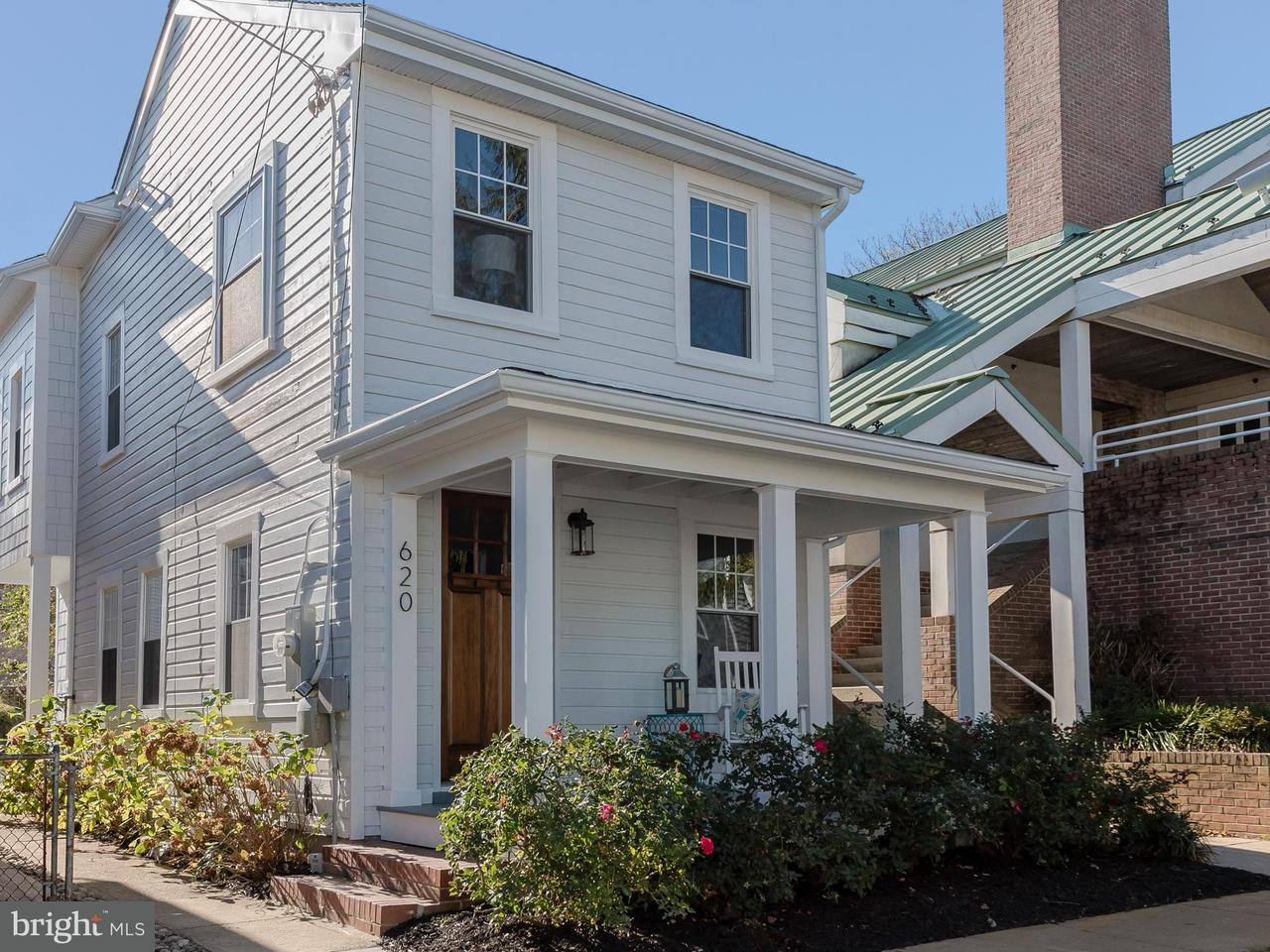 Single Family Home for Sale at 620 SECOND Street 620 SECOND Street Annapolis, Maryland 21403 United States