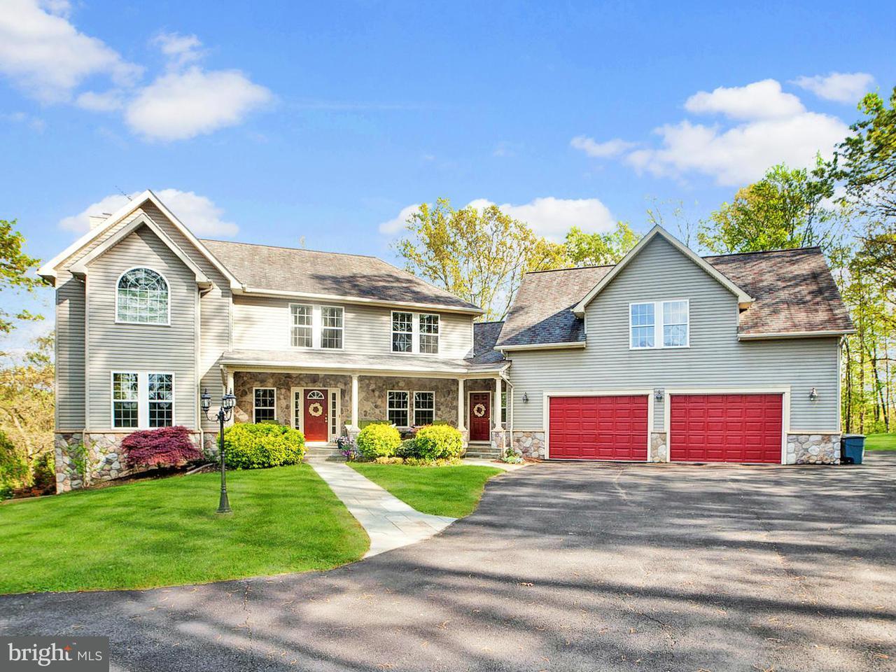 农场 为 销售 在 15611 BUSHY PARK Road 15611 BUSHY PARK Road Woodbine, 马里兰州 21797 美国