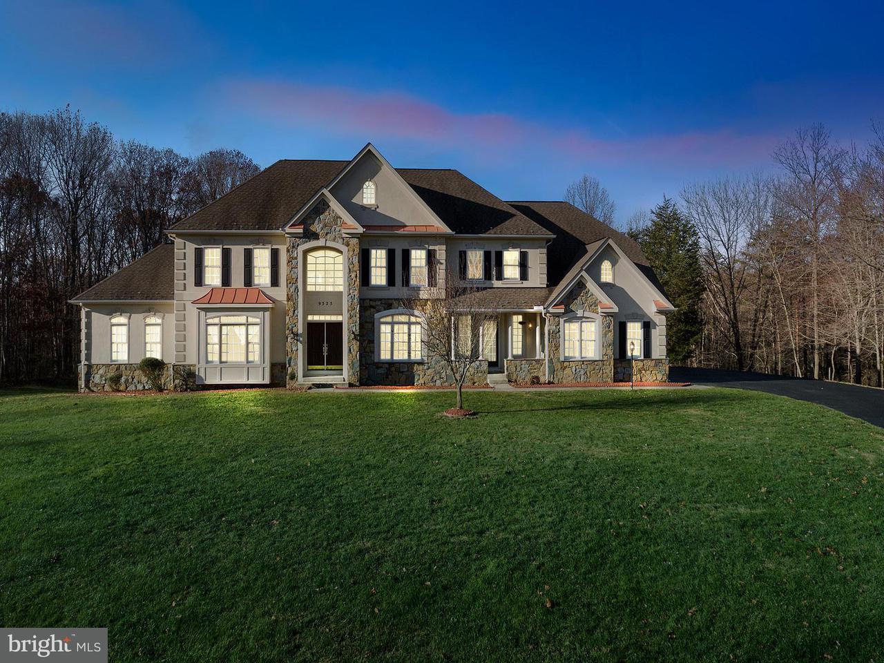 Villa per Vendita alle ore 9325 HEATHER FIELD Court 9325 HEATHER FIELD Court Laytonsville, Maryland 20882 Stati Uniti