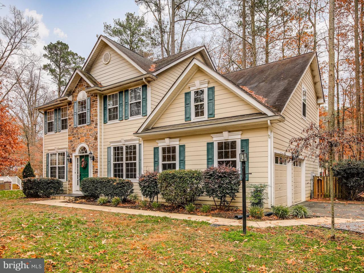 Single Family for Sale at 14735 Jennifer Ct Swan Point, Maryland 20645 United States