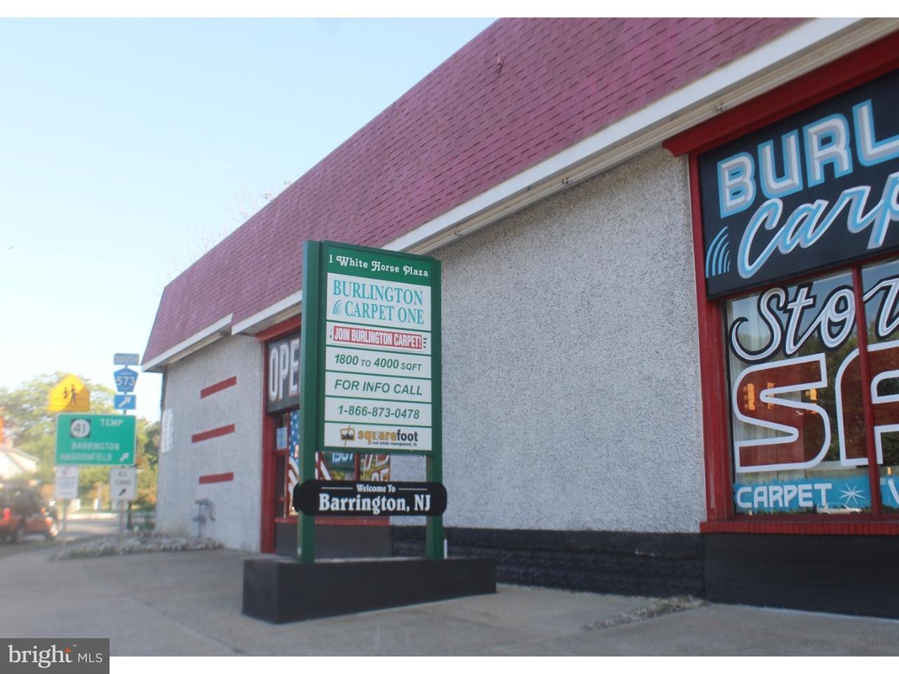 Частный односемейный дом для того Продажа на 1 WHITE HORSE PIKE Barrington, Нью-Джерси 08033 Соединенные Штаты