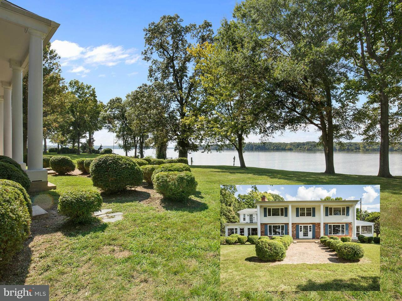 獨棟家庭住宅 為 出售 在 12301 HATTON POINT Road 12301 HATTON POINT Road Fort Washington, 馬里蘭州 20744 美國