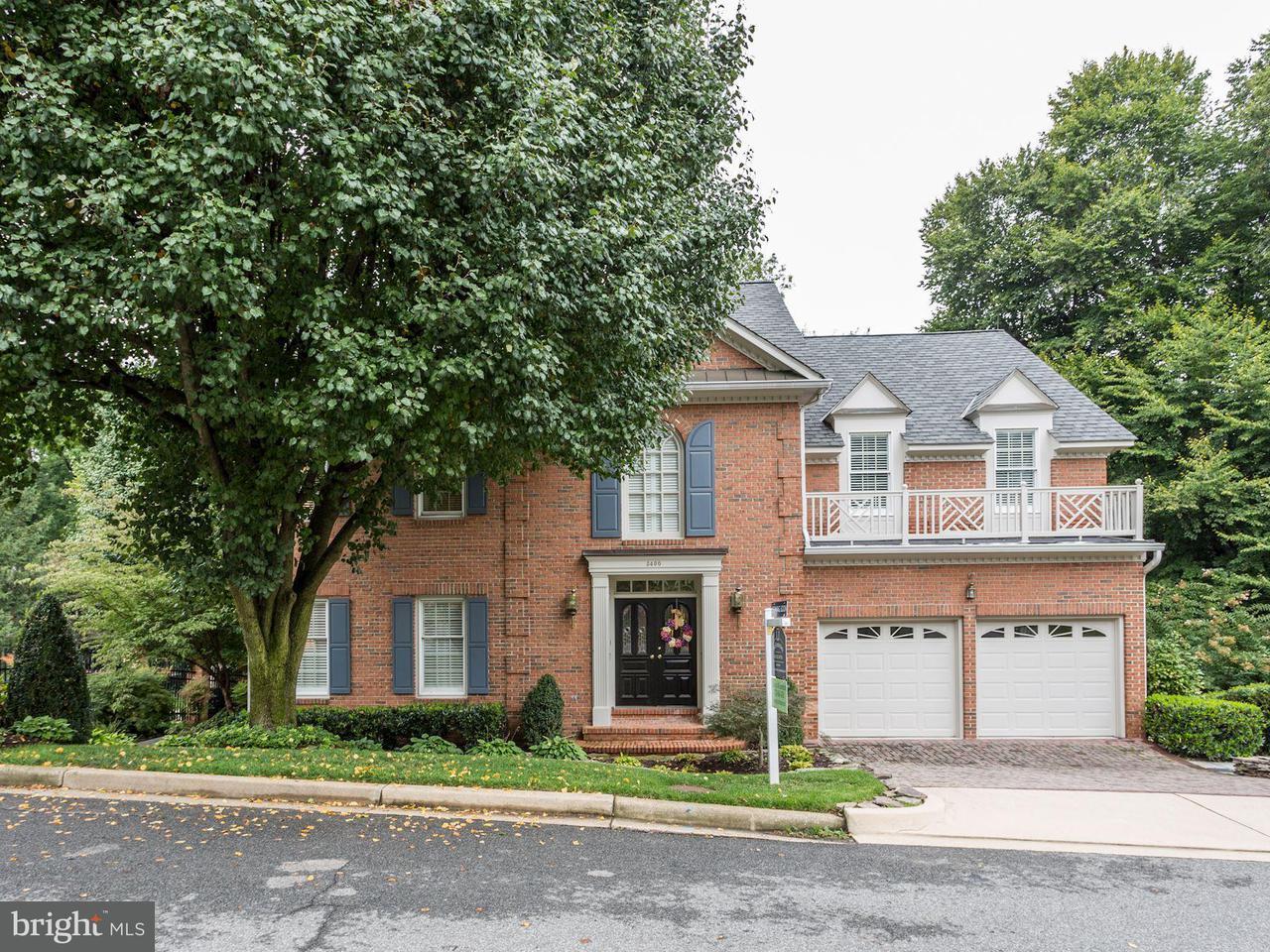 Maison unifamiliale pour l Vente à 3400 HOLLY Street 3400 HOLLY Street Alexandria, Virginia 22305 États-Unis