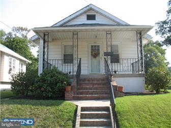 Частный односемейный дом для того Продажа на 221 HAMPSHIRE Avenue Audubon, Нью-Джерси 08106 Соединенные Штаты