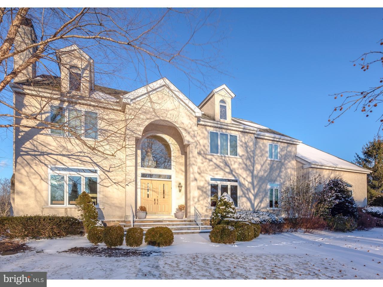 Частный односемейный дом для того Продажа на 123 GOLFVIEW Drive Warminster, Пенсильвания 18974 Соединенные Штаты