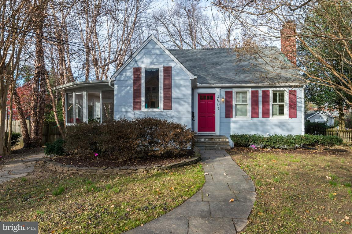 Single Family Home for Sale at 4509 GLADWYNE Drive 4509 GLADWYNE Drive Bethesda, Maryland 20814 United States