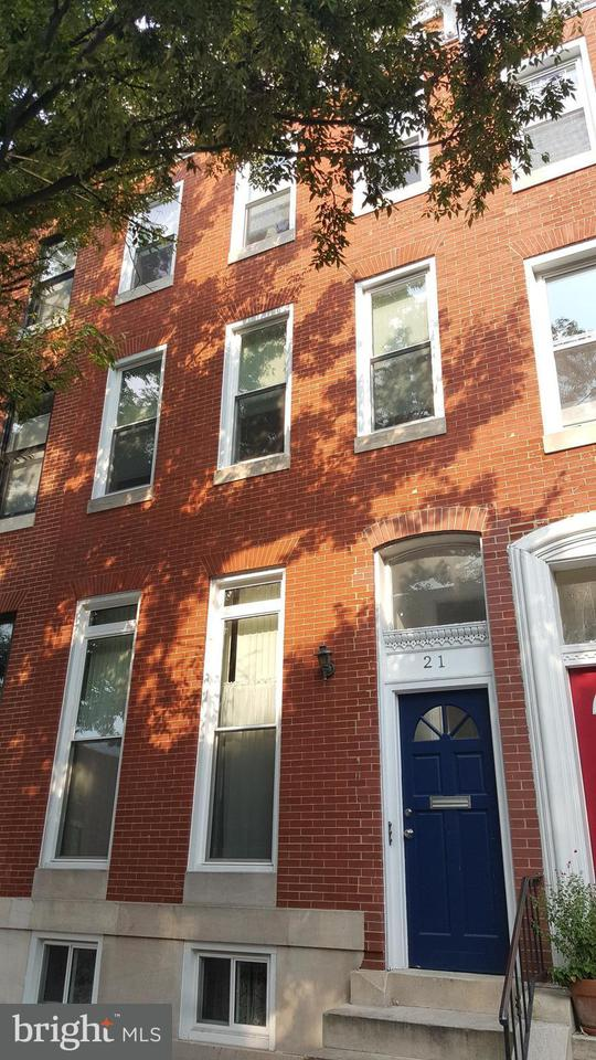 Other Residential for Sale at 21 Chester St N Baltimore, Maryland 21231 United States