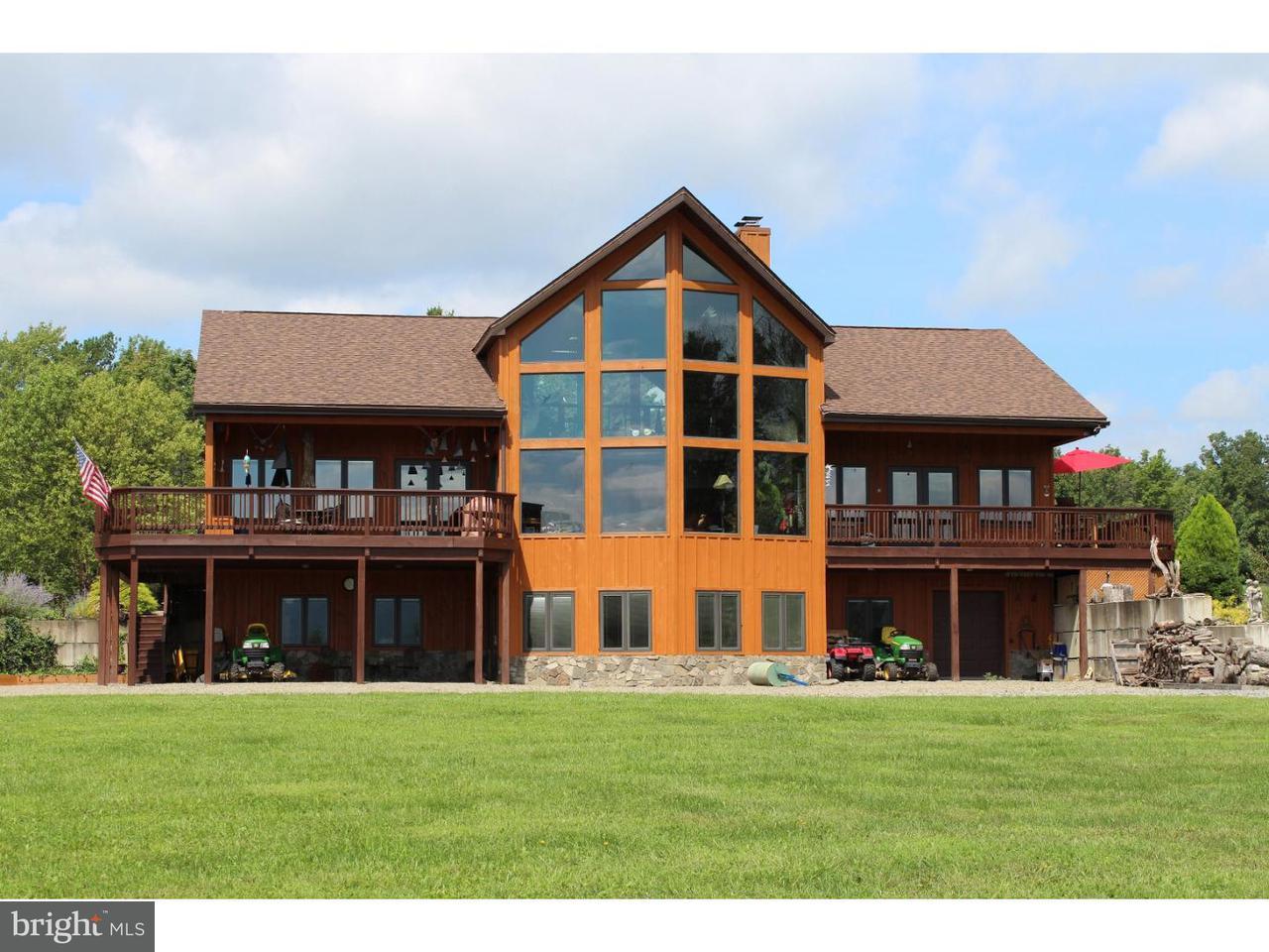 Частный односемейный дом для того Продажа на 93 FRANKLIN Road Towanda, Пенсильвания 18848 Соединенные Штаты