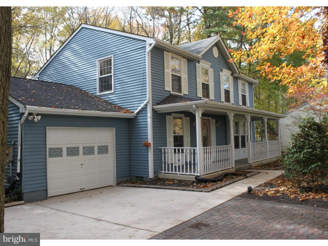 Maison unifamiliale pour l Vente à 15 LADY DIANA Circle Marlton, New Jersey 08053 États-Unis
