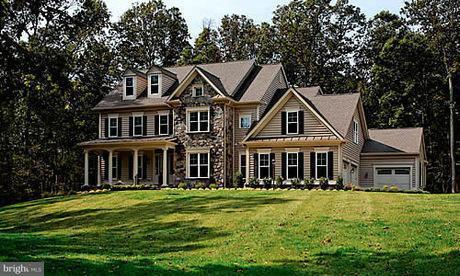 Maison unifamiliale pour l Vente à LOT 4 JENNINGS CHAPEL Road LOT 4 JENNINGS CHAPEL Road Woodbine, Maryland 21797 États-Unis