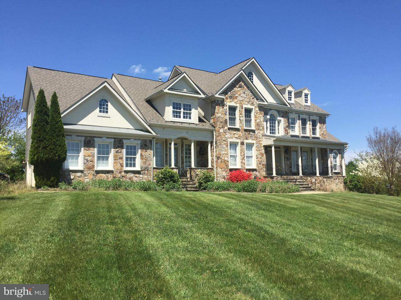 Maison unifamiliale pour l Vente à 14416 MONTICELLO Drive 14416 MONTICELLO Drive Cooksville, Maryland 21723 États-Unis