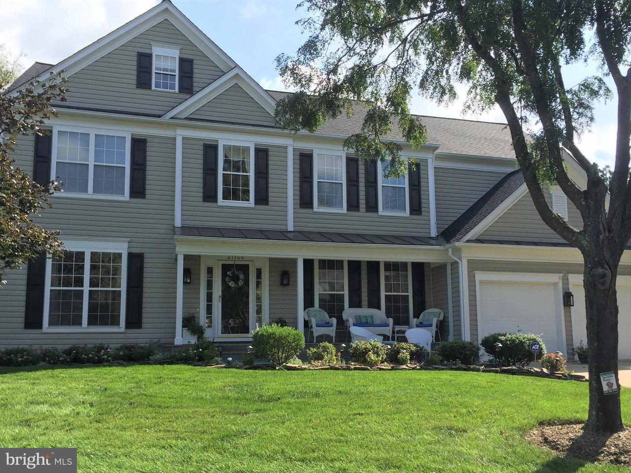 Частный односемейный дом для того Продажа на 21508 HEARTHSTONE Court 21508 HEARTHSTONE Court Broadlands, Виргиния 20148 Соединенные Штаты