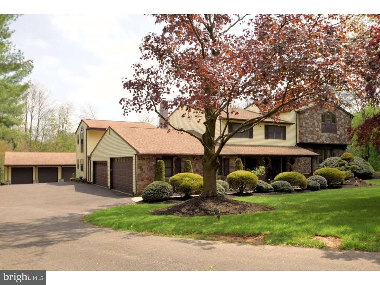 Single Family Home for Sale at 115 TANYARD Road Richboro, Pennsylvania 18954 United States