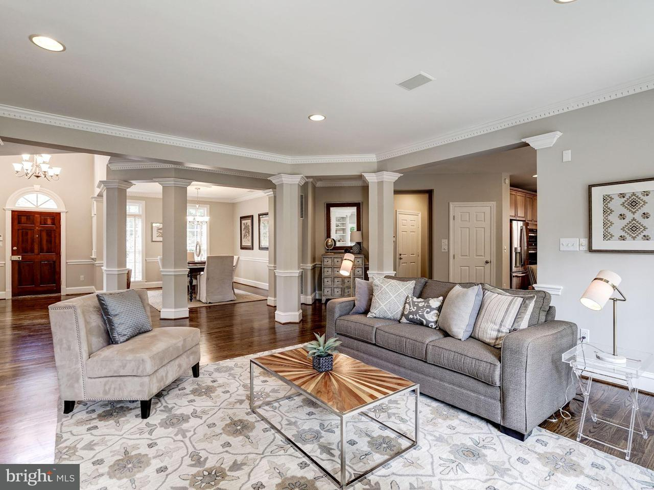 Single Family for Sale at 628 Kings Cloister Cir Alexandria, Virginia 22302 United States