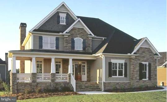 獨棟家庭住宅 為 出售 在 9937 Sodus Court 9937 Sodus Court Faulkner, 馬里蘭州 20632 美國