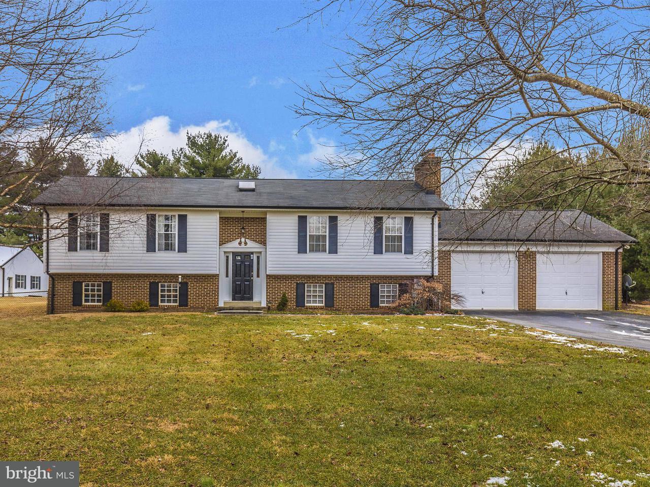 Casa Unifamiliar por un Venta en 8550 Gue Road 8550 Gue Road Damascus, Maryland 20872 Estados Unidos
