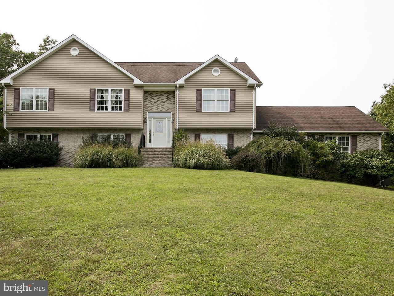 Single Family for Sale at 425 Jackson Dr Capon Bridge, West Virginia 26711 United States