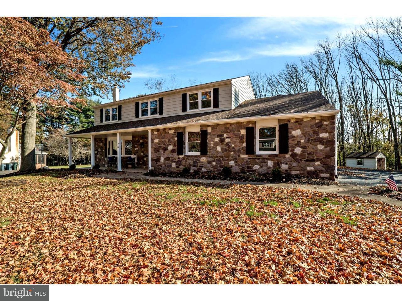 独户住宅 为 销售 在 26 GREEN MEADOW Circle Churchville, 宾夕法尼亚州 18966 美国