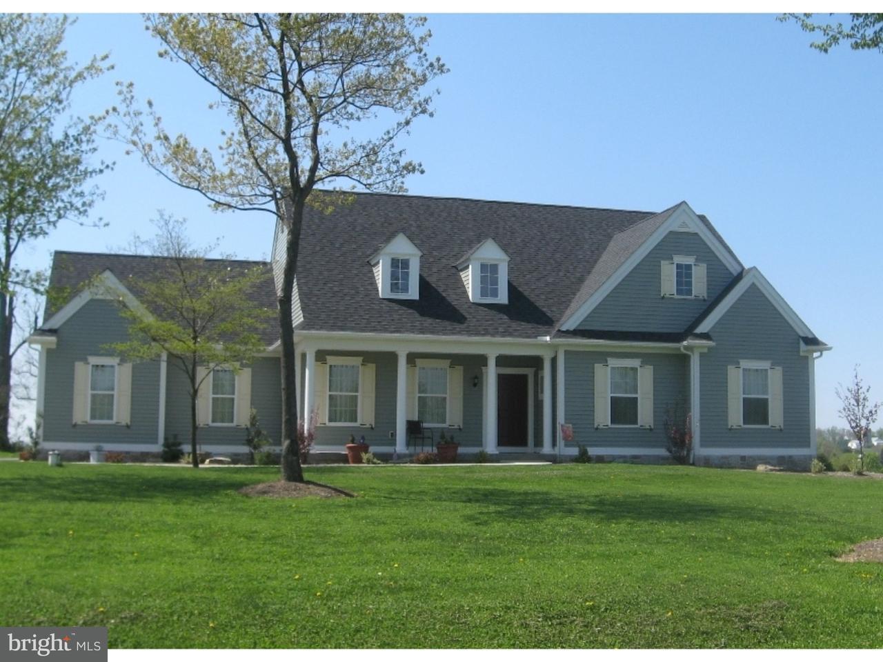 Частный односемейный дом для того Продажа на GREEN Lane Quarryville, Пенсильвания 17566 Соединенные Штаты