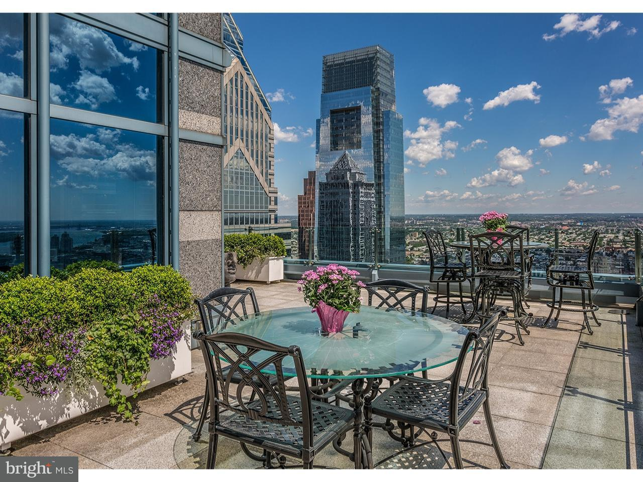 Condominium for Sale at 50 S 16TH ST #4604 Philadelphia, Pennsylvania 19102 United States