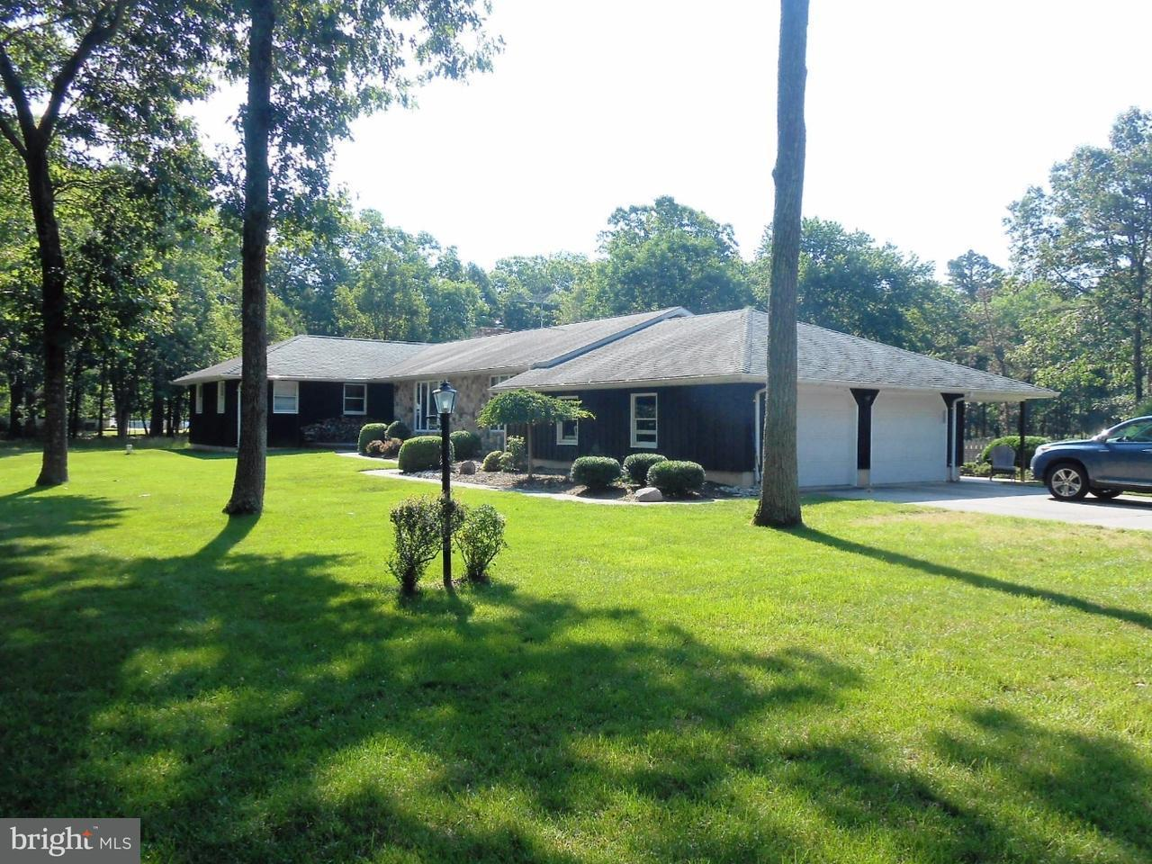 Single Family Home for Rent at 127 POWELL PLACE Road Tabernacle, New Jersey 08088 United States