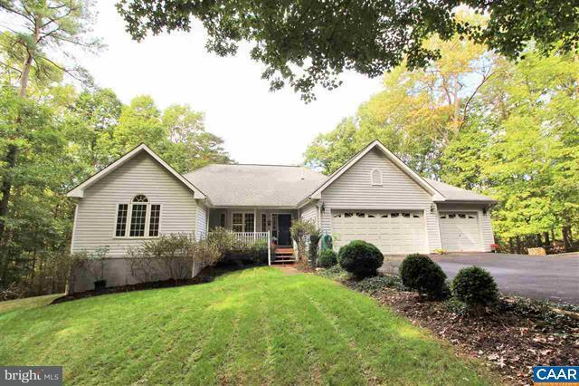 Maison unifamiliale pour l Vente à 975 OAK GROVE Drive 975 OAK GROVE Drive Mineral, Virginia 23117 États-Unis