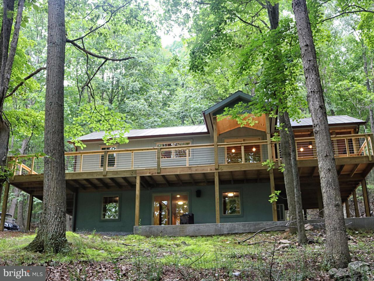 Single Family for Sale at 1068 Settlers Valley Way Lost River, West Virginia 26810 United States