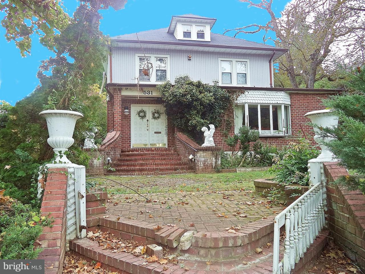 Single Family Home for Sale at 531 MONTGOMERY Avenue 531 MONTGOMERY Avenue Rockville, Maryland 20850 United States