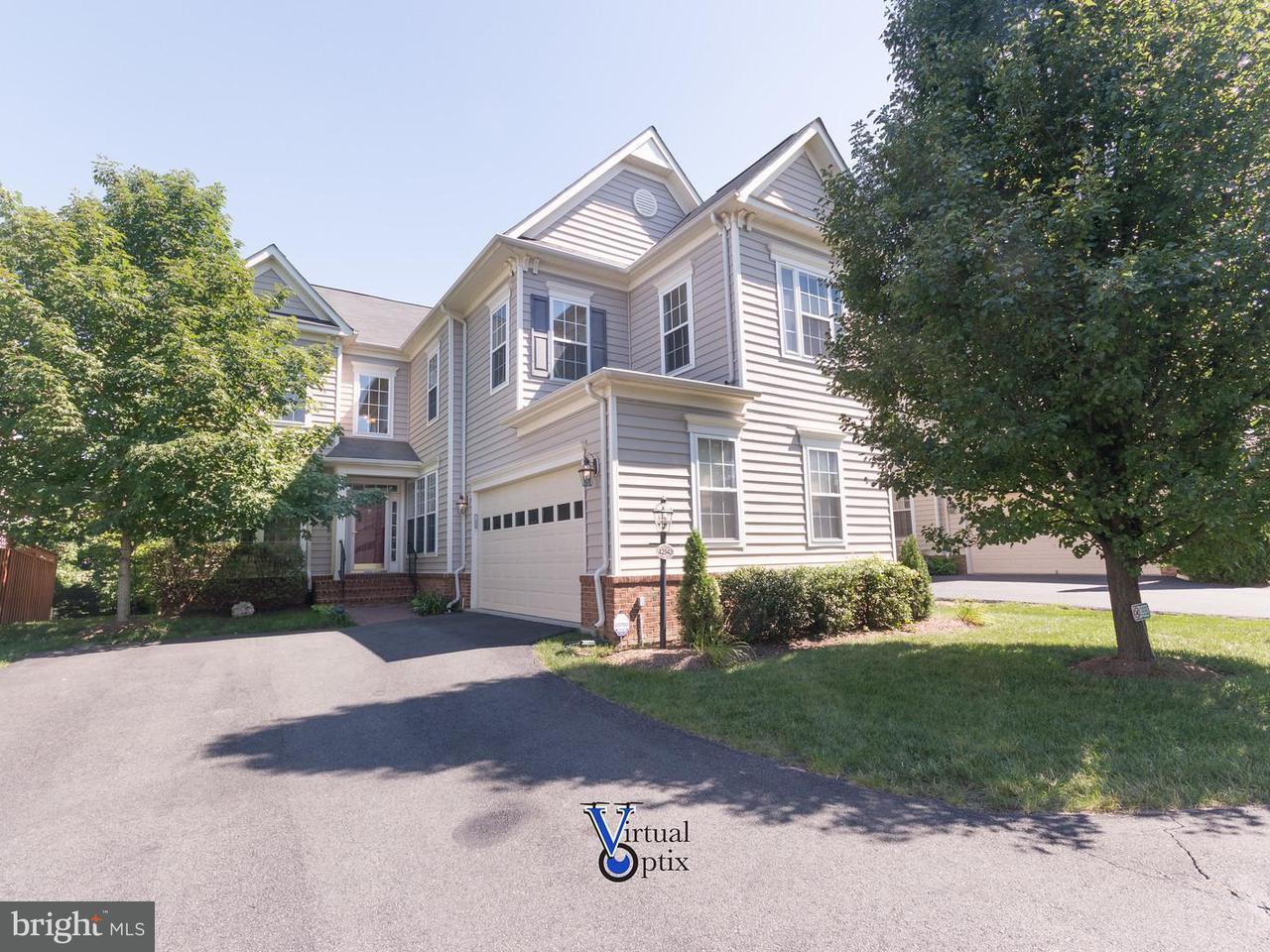 Eensgezinswoning voor Verkoop een t 42943 PARK BROOKE Court 42943 PARK BROOKE Court Broadlands, Virginia 20148 Verenigde Staten