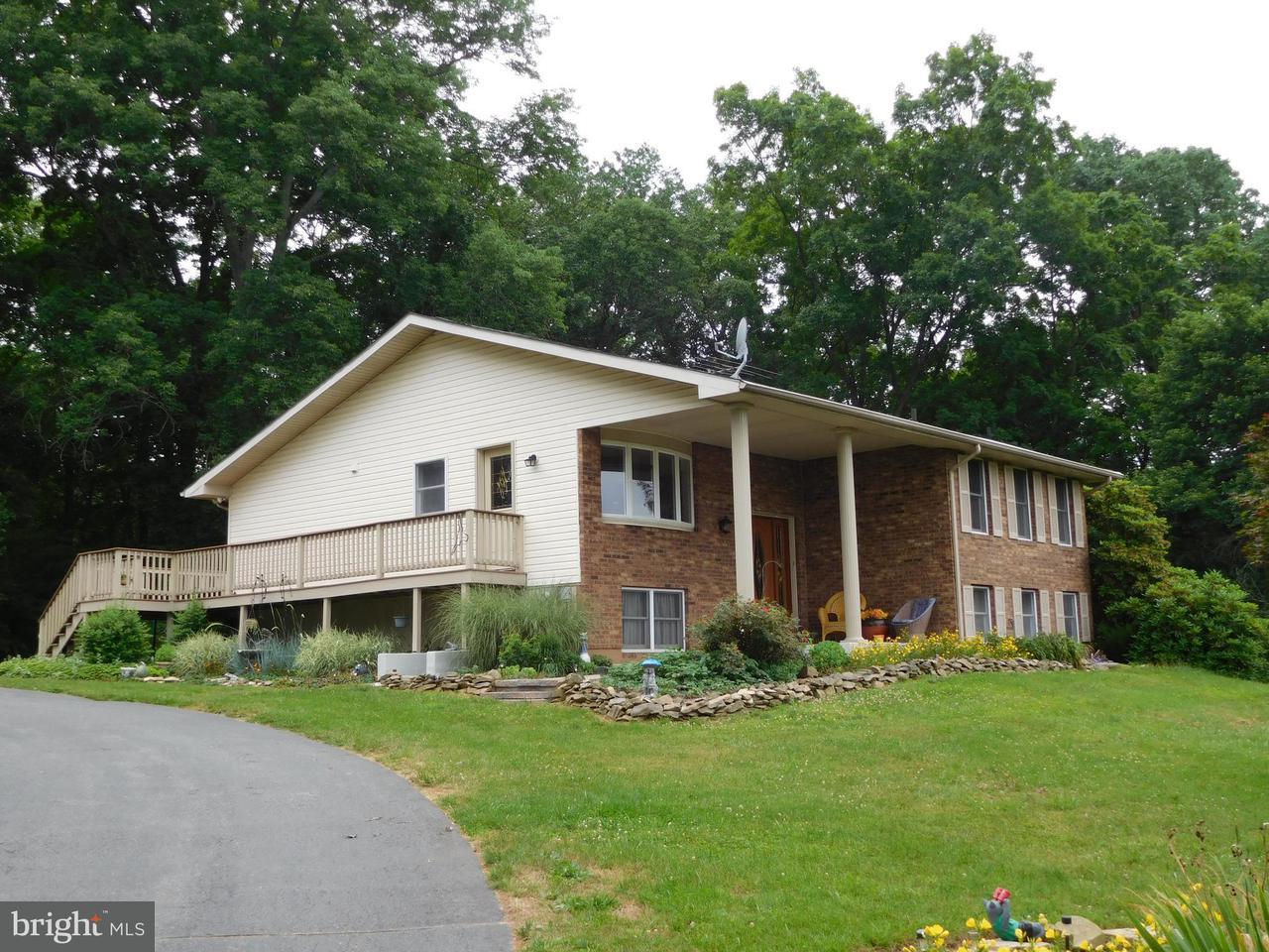 Частный односемейный дом для того Продажа на 710 PRIESTFORD Road 710 PRIESTFORD Road Churchville, Мэриленд 21028 Соединенные Штаты