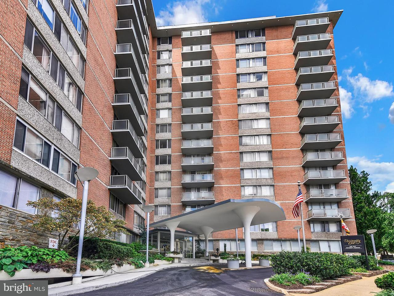 Single Family for Sale at 1 University Pkwy E #206 Baltimore, Maryland 21218 United States