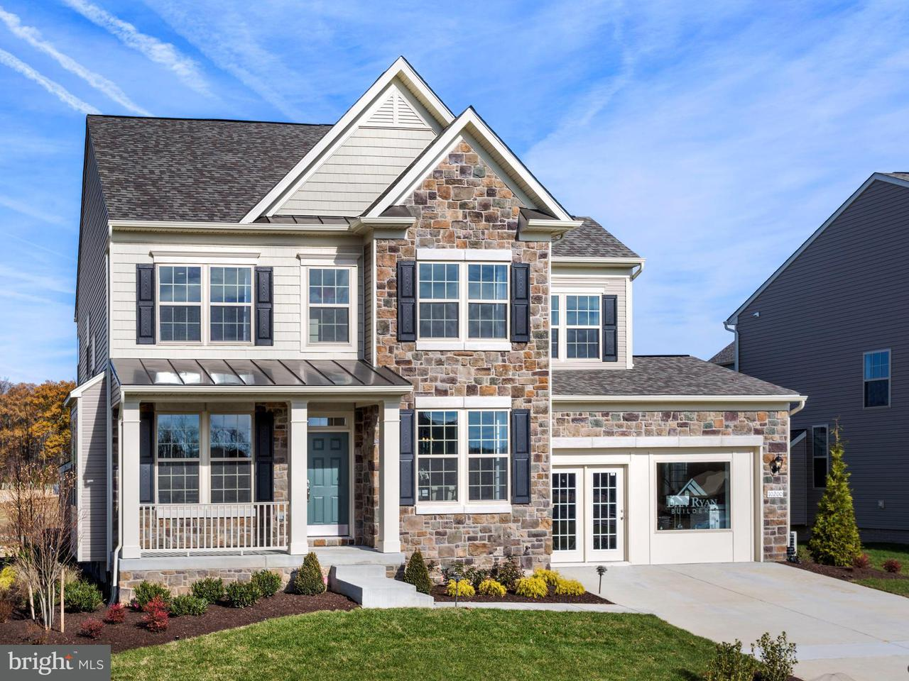 Single Family Home for Sale at 10200 GALAXY VIEW Lane 10200 GALAXY VIEW Lane Lanham, Maryland 20706 United States