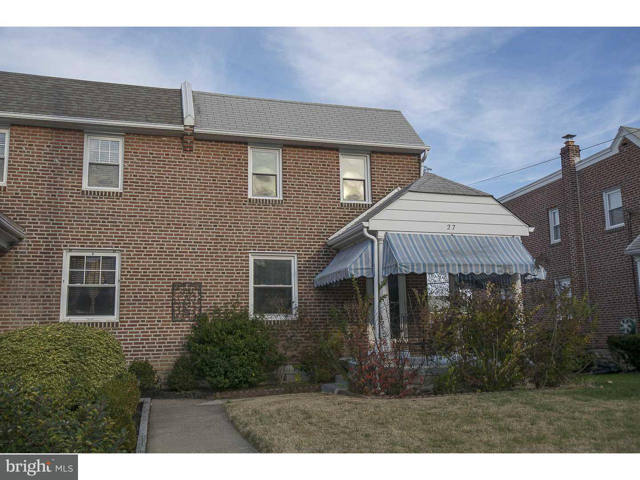 联栋屋 为 出租 在 27 WOODBINE Road Havertown, 宾夕法尼亚州 19083 美国
