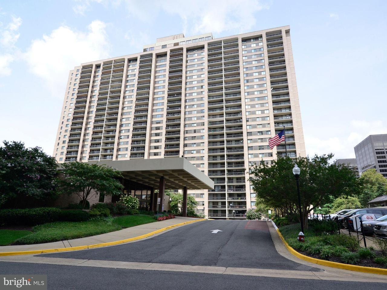 Appartement voor Verkoop een t 5505 SEMINARY RD #2512N 5505 SEMINARY RD #2512N Falls Church, Virginia 22041 Verenigde Staten