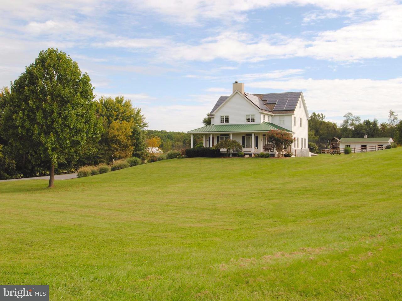 Частный односемейный дом для того Продажа на 4291 HAWTHORNE FARMS Road 4291 HAWTHORNE FARMS Road Harwood, Мэриленд 20776 Соединенные Штаты