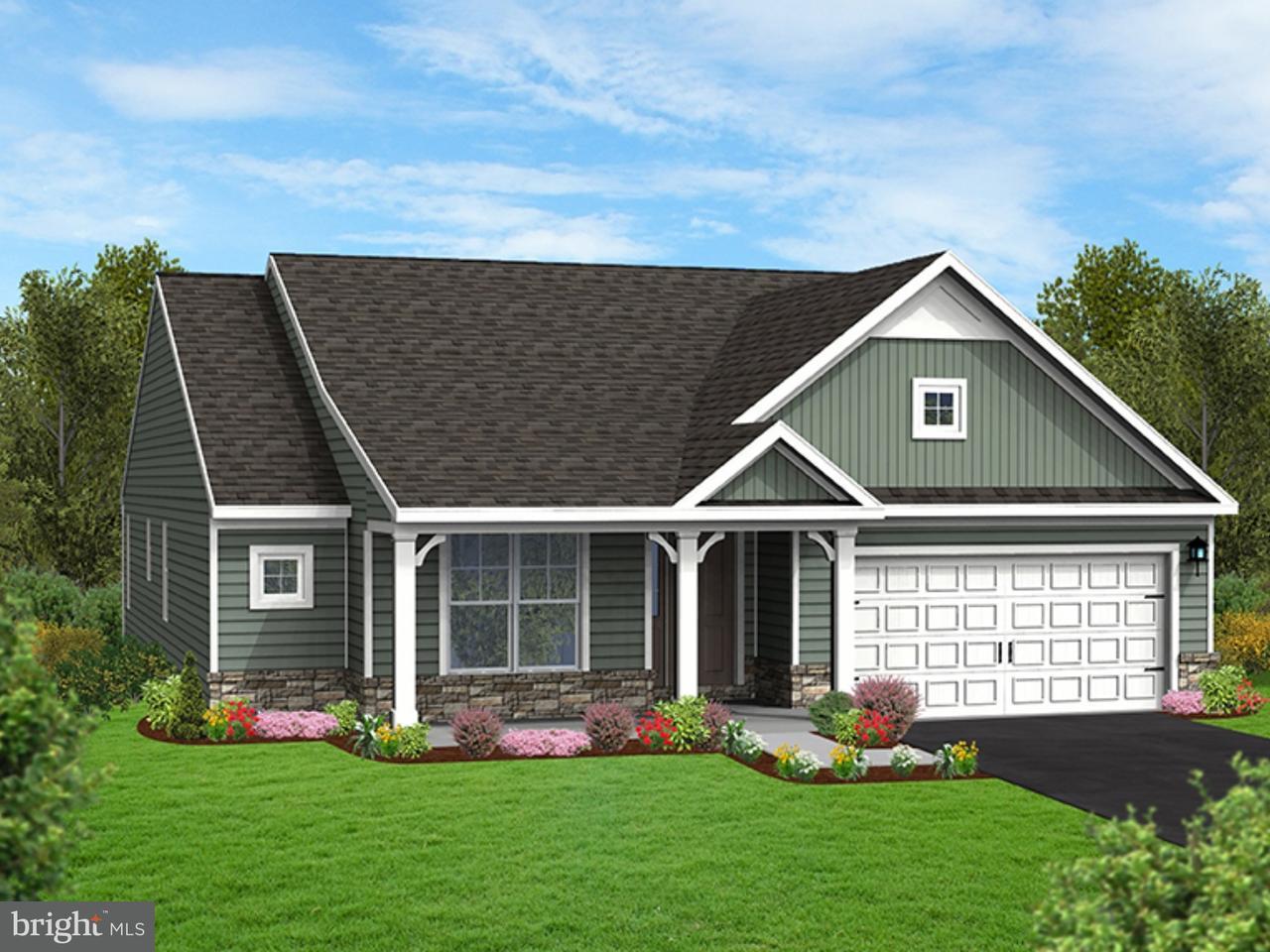 Частный односемейный дом для того Продажа на HAZEL Court Lebanon, Пенсильвания 17042 Соединенные Штаты