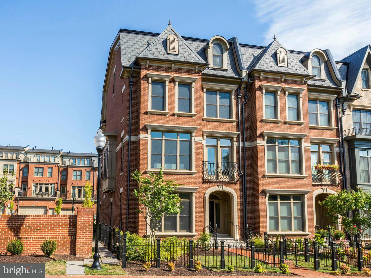 Townhouse for Sale at 10827 SYMPHONY PARK Drive 10827 SYMPHONY PARK Drive North Bethesda, Maryland 20852 United States
