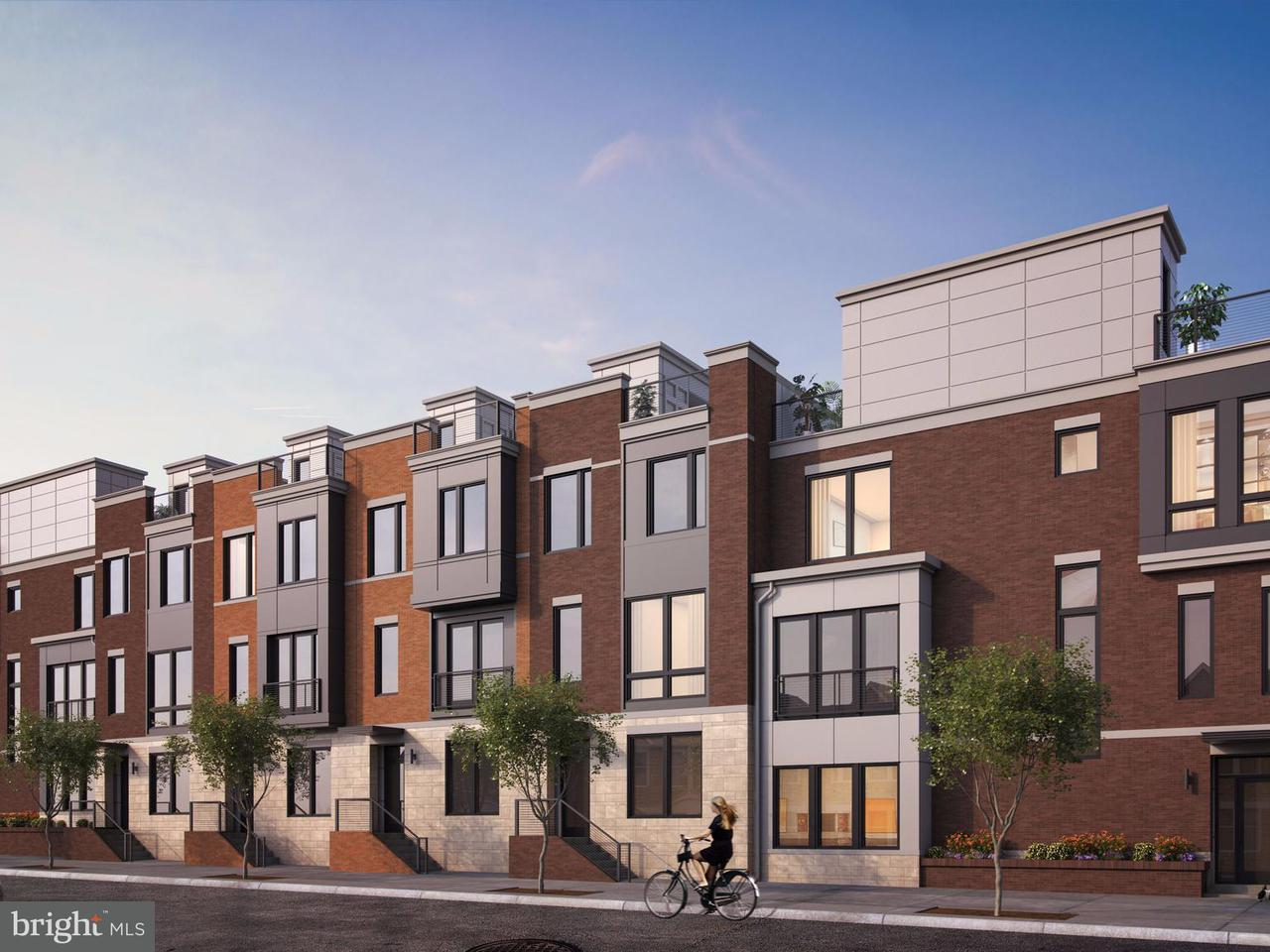 Stadthaus für Verkauf beim 1240 TOWSON Street 1240 TOWSON Street Baltimore, Maryland 21230 Vereinigte Staaten