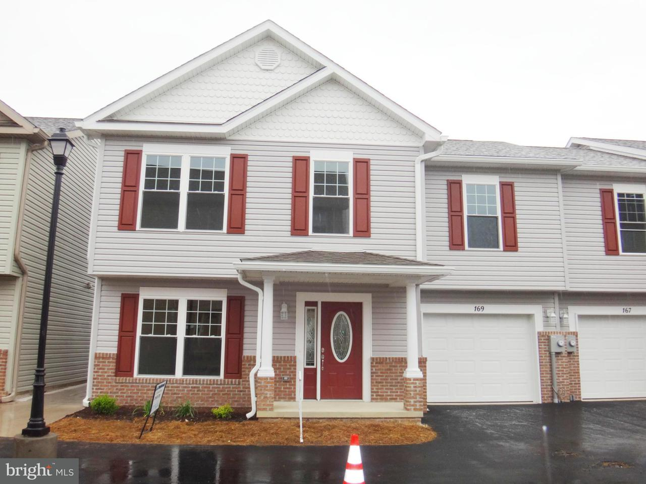 Single Family for Sale at 169 Sunrise Cir Cumberland, Maryland 21502 United States