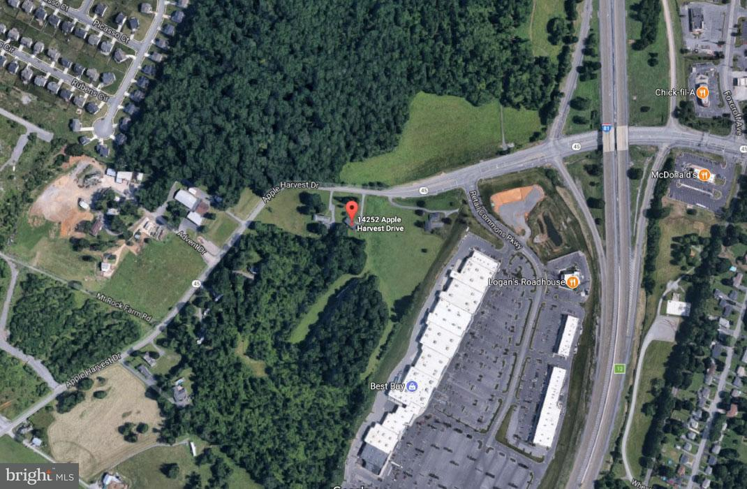 Land für Verkauf beim 14252 APPLE HARVEST Drive 14252 APPLE HARVEST Drive Martinsburg, West Virginia 25403 Vereinigte Staaten