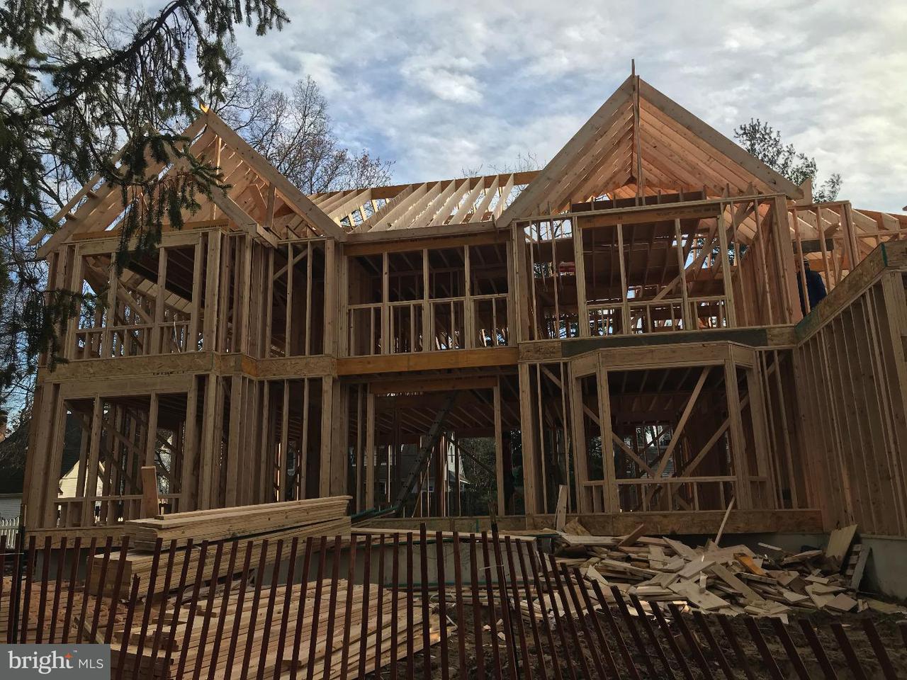Maison unifamiliale pour l Vente à 30 TREATY ELM Lane Haddonfield, New Jersey 08033 États-Unis