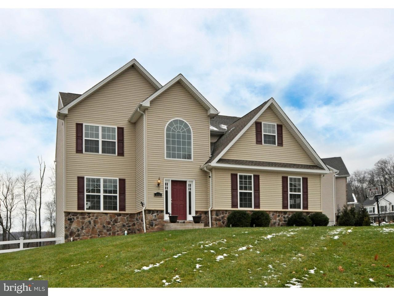独户住宅 为 销售 在 1012 VICTOR Drive East Greenville, 宾夕法尼亚州 18041 美国