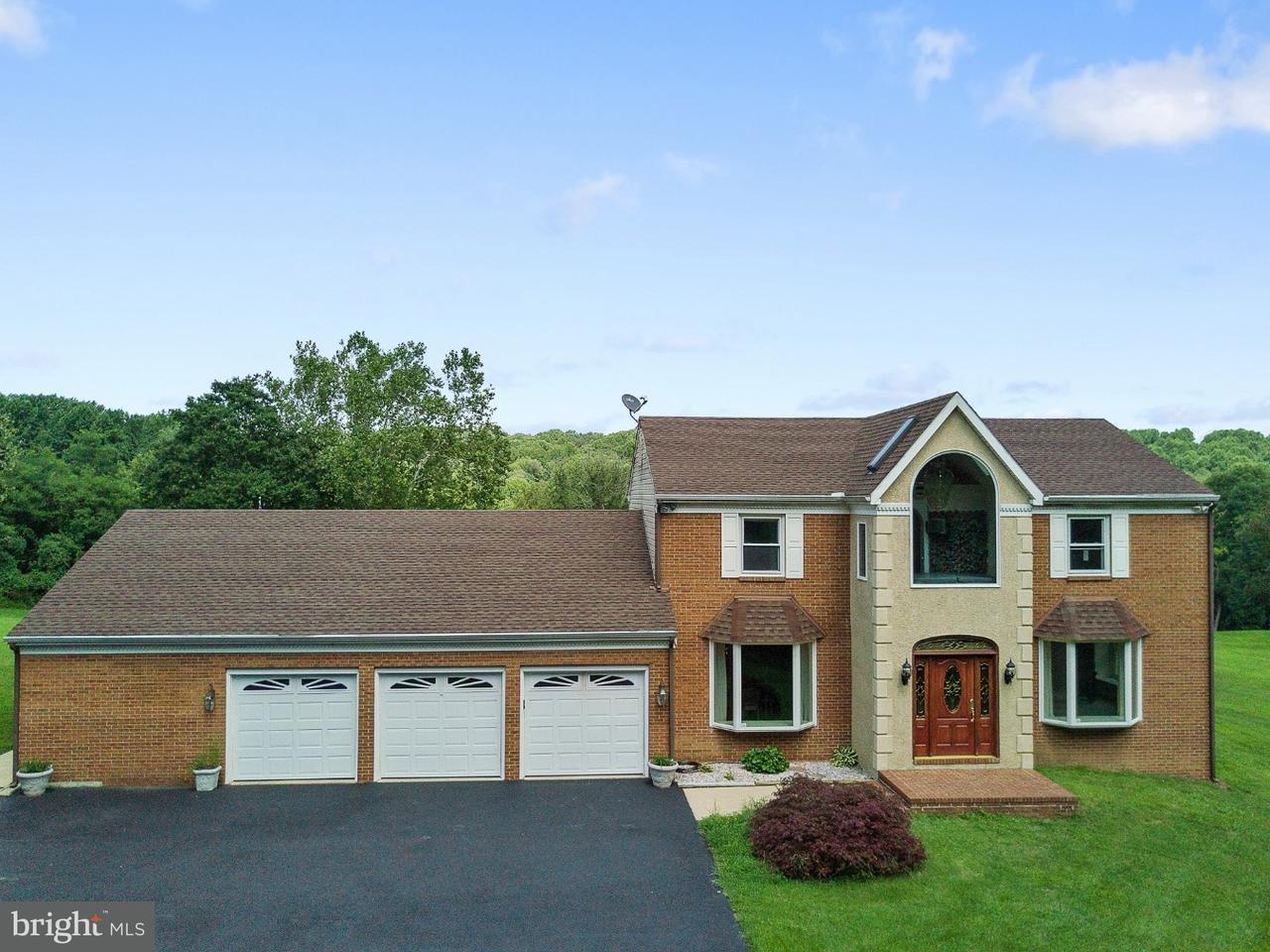 Tek Ailelik Ev için Satış at 1017 CREEK Road Newark, Delaware 19711 Amerika Birleşik Devletleri