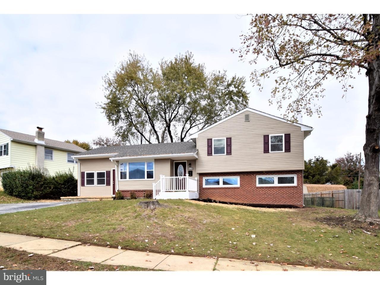 Casa Unifamiliar por un Venta en 15 CAMEO Road Claymont, Delaware 19703 Estados Unidos