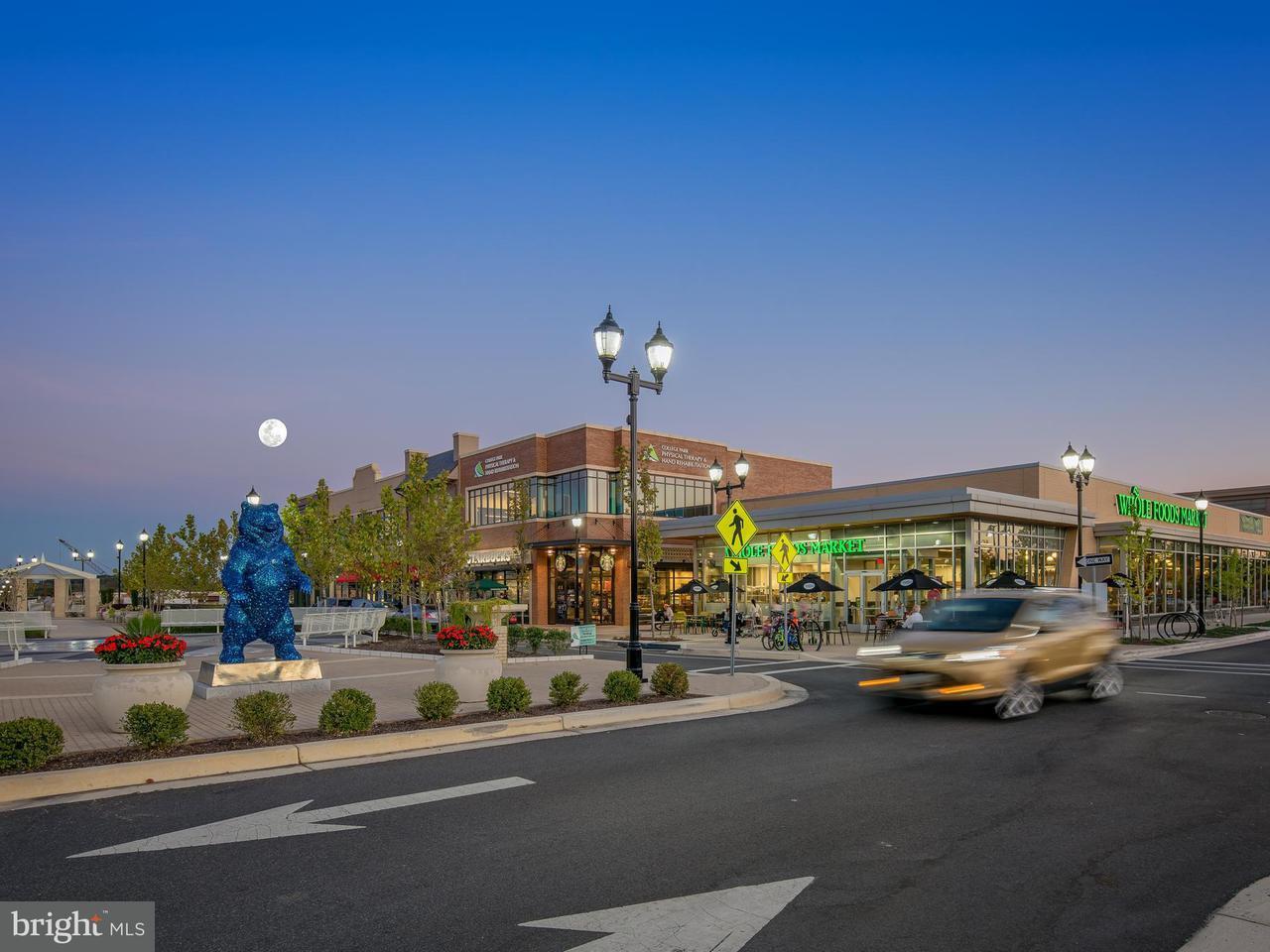 Таунхаус для того Продажа на WOODBERRY Street WOODBERRY Street Riverdale, Мэриленд 20737 Соединенные Штаты