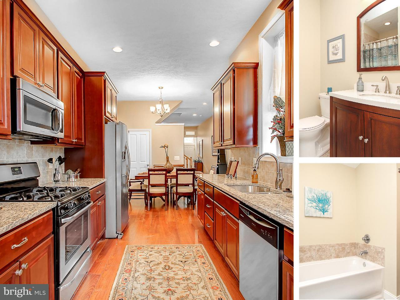 Single Family for Sale at 1517 Broadway N Baltimore, Maryland 21213 United States
