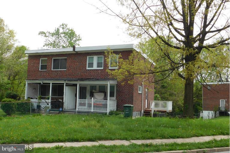 Single Family for Sale at 4201 Fairfax Rd Baltimore, Maryland 21216 United States